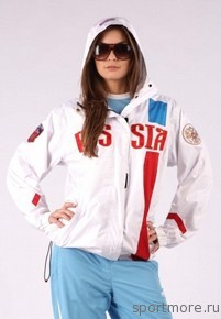 спортивные костюмы с российской символикой