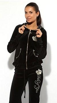 женские гламурные спортивные костюмы