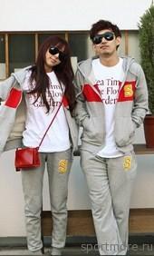 спортивные костюмы для пар
