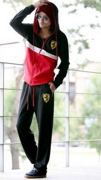 05ffab4e654d Спортивные костюмы Ferrari (Феррари) - 2018, фото, отзывы