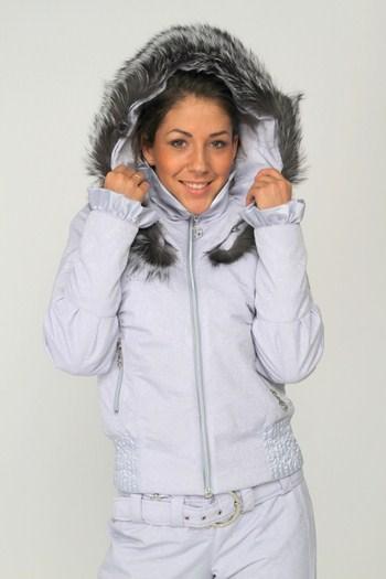 женский костюм для лыж