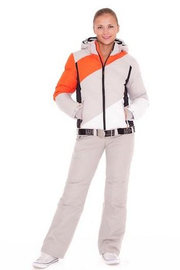 спортивный костюм горнолыжный