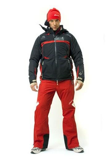 мужской спортивный костюм для лыж