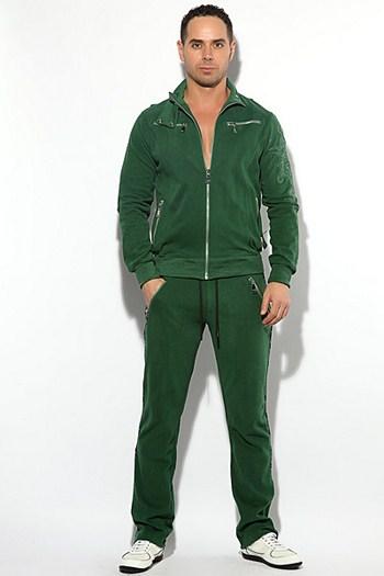 Зеленый спортивный костюм - цены 2017, фото, отзывы где купить: http://sportmore.ru/zelenyjj-sportivnyjj-kostyum.htm