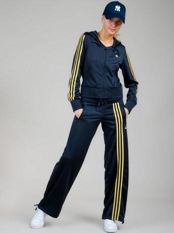 спортивные костюмы из полиэстера - фото