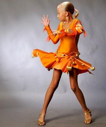 костюмы - спортивные бальные танцы